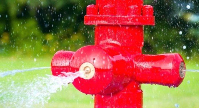 funcționarea hidranților