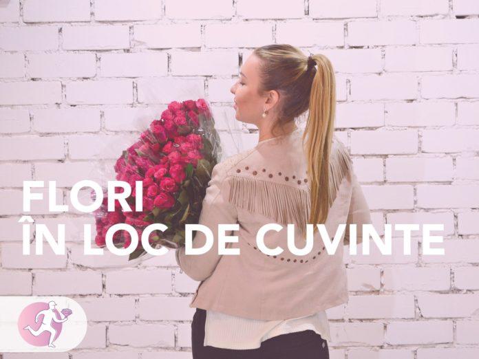 flori in loc de cuvinte